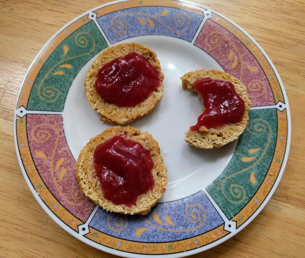 Sugar-free Strawberry Jam Keto THM-Fuel-Pull