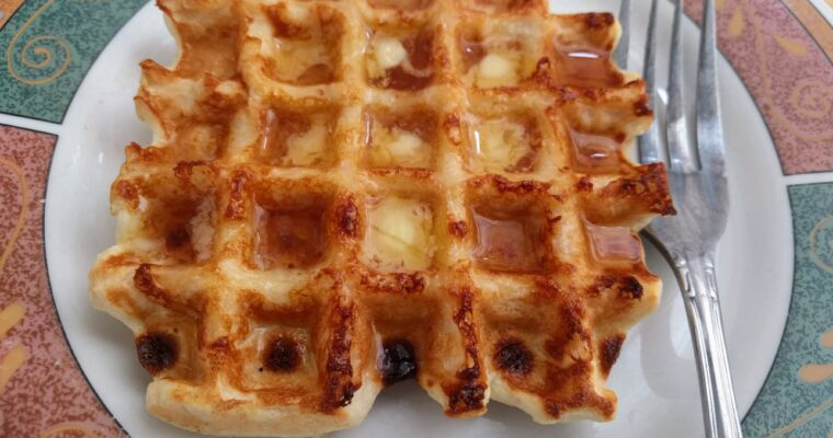 Keto Protein Waffles – THM-Fuel-Pull