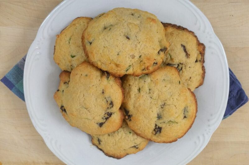 Protein Chocolate Chip Cookies Keto THM-Deep-S