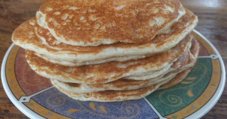 Fluffy Keto Protein Pancakes – THM-Fuel-Pull