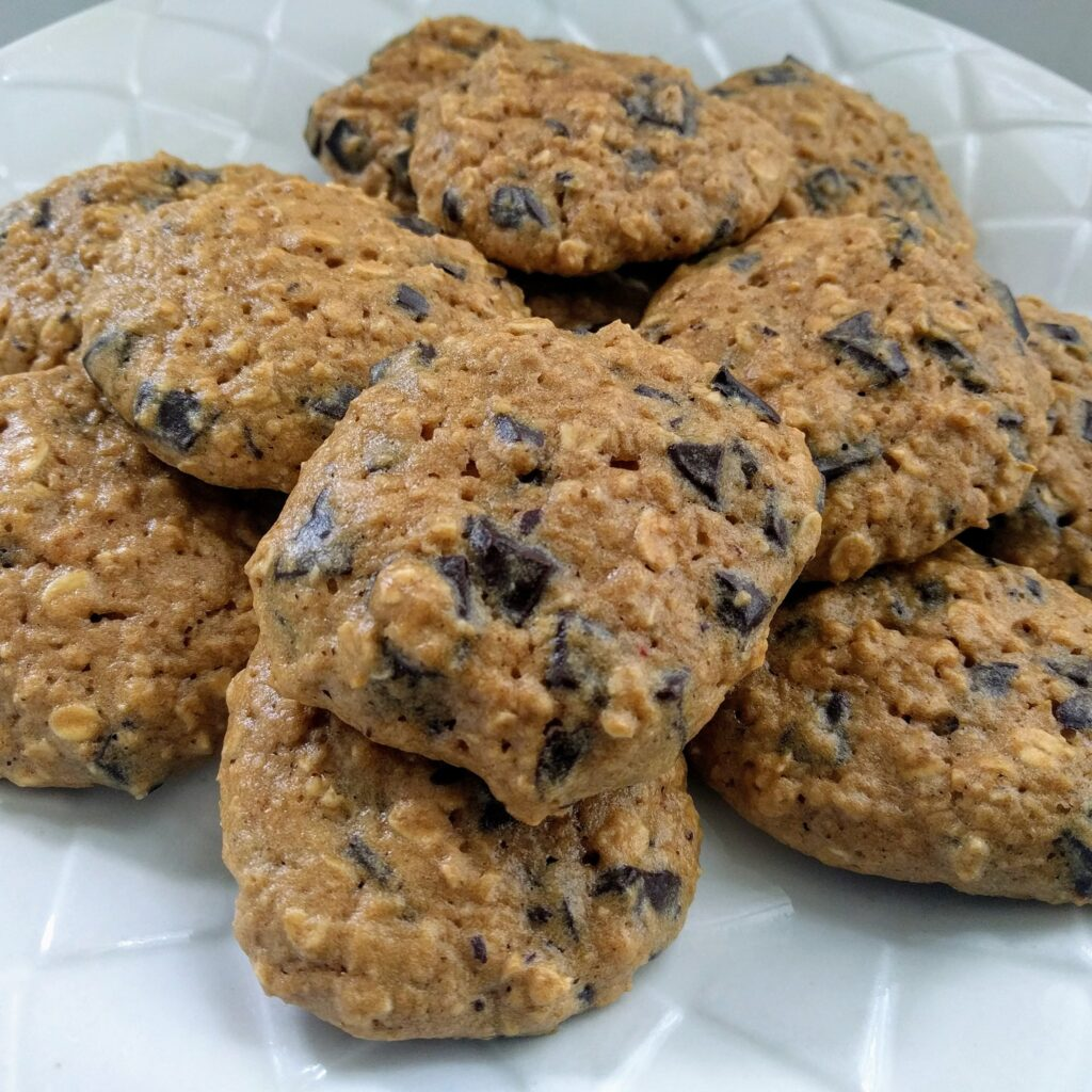 Protein Chocolate Chip Cookies THM-Fuel-Pull Keto