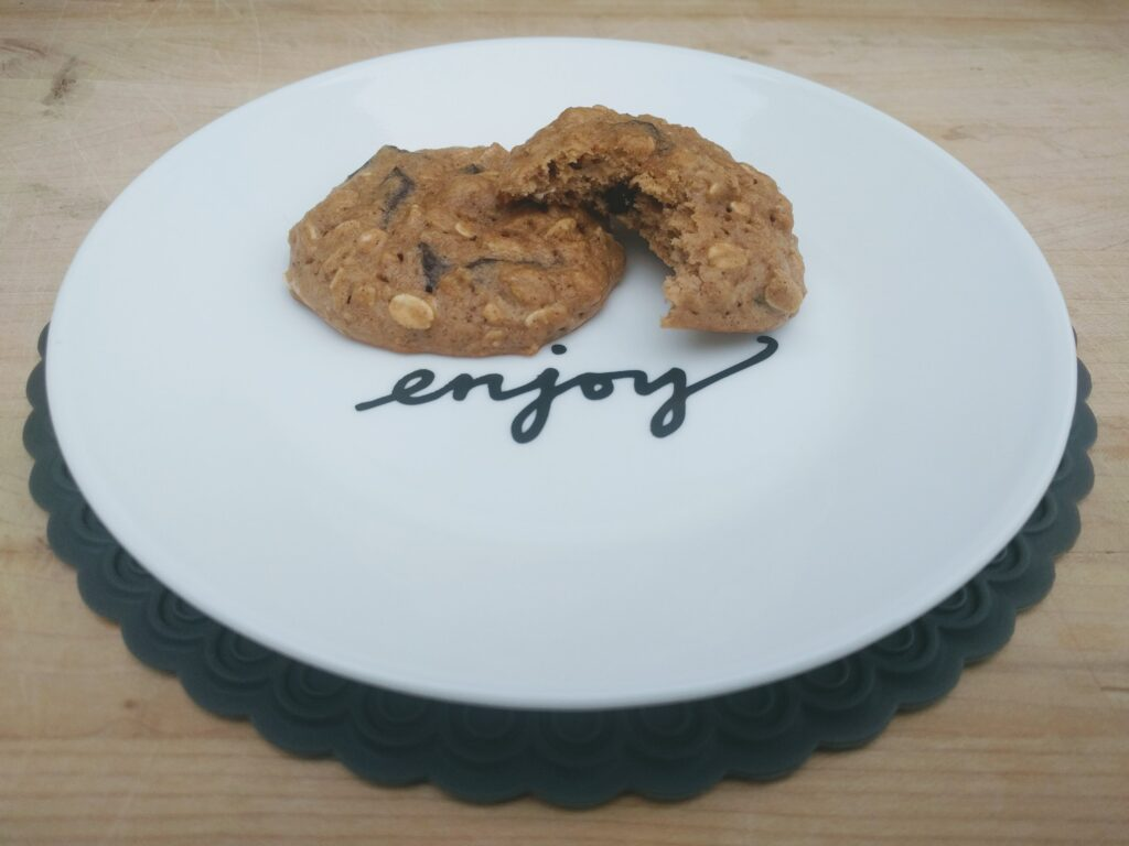 Protein Pumpkin Chocolate Chip Cookies THM-FP