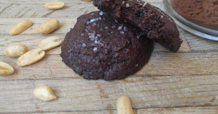 Peanut Chocolate Protein Cookies THM-Deep-S