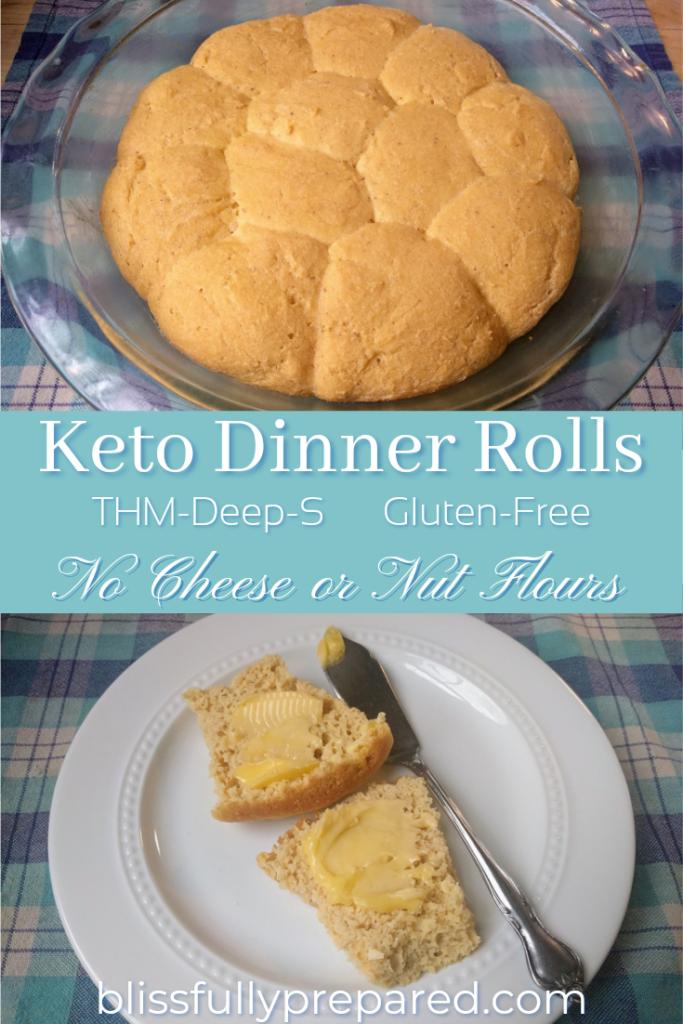 keto dinner rolls pinterest