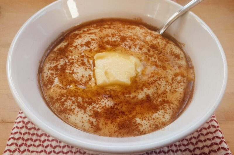 Eggy Porridge THM-Deep-S Keto