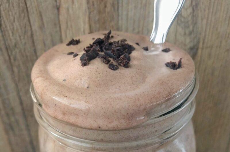 Superfood Chocolate Blizzard THM-Deep-S Keto