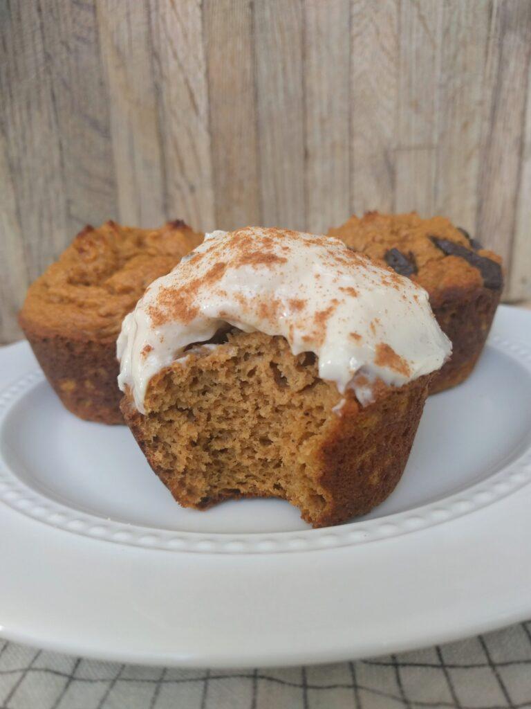 pumpkin protein muffins  pumpkin protein bread or muffins