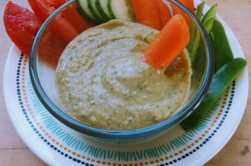 Peanut Powder Hummus Low-Fat THM-E