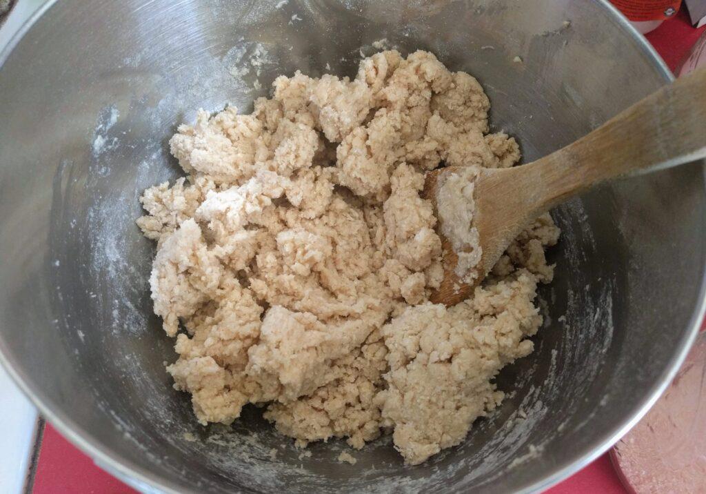 perfect keto bagel dough