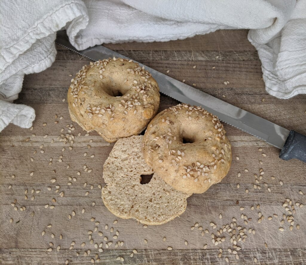 Perfect Keto Bagels: NO CHEESE THM All Fuels