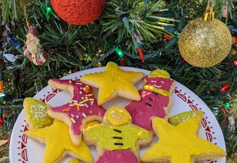 Sugar-Free Sugar Cookies THM-Deep-S Keto