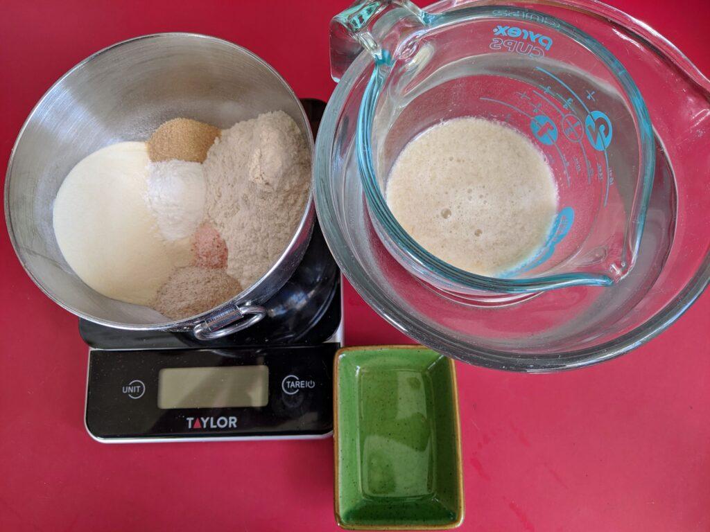 Collagen English Muffins ingredients