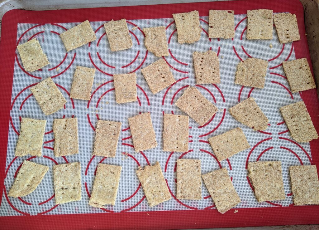 Collagen Thins fully baked