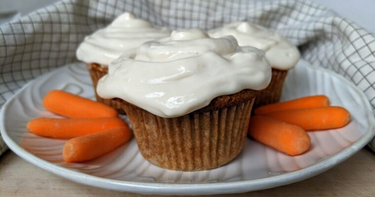 Keto Carrot Cake: THM Fuel-Pull Low-Fat