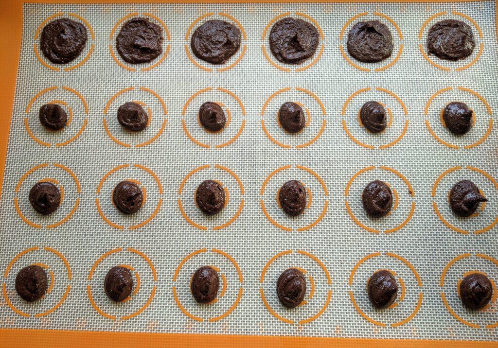 Keto Graham Crackers chocolate cookie version